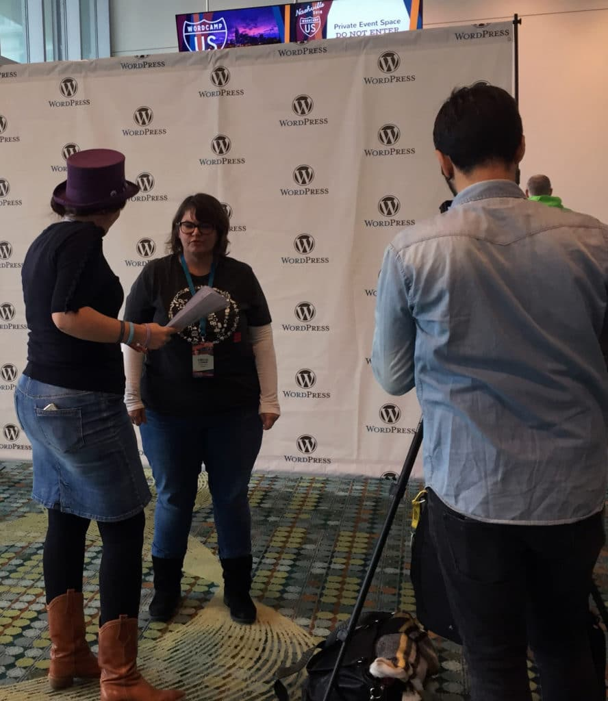 interview emilie lebrun whodunit wordcamp us 2018